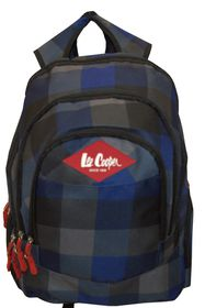 Lee Cooper Legend Backpack Small -Red.