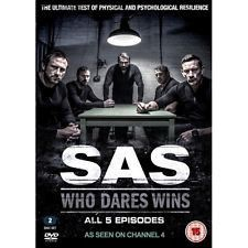 SAS: Who Dares Wins (DVD)