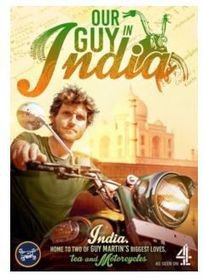 Guy Martin: Our Guy in India (Blu-Ray)