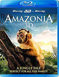 Amazonia (3D Blu-ray)