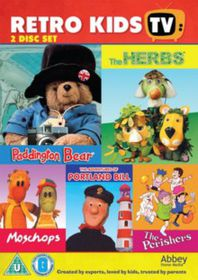 Retro Kids TV: Collection (DVD)