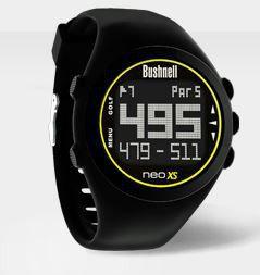 Bushnell Neo Xs Golf Watch - Black