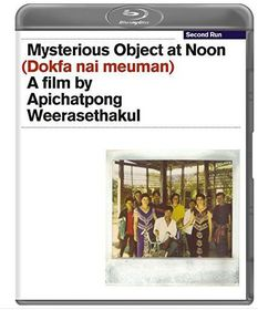 Mysterious Object at Noon (Blu-Ray)
