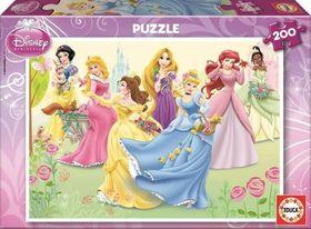 Educa Princesses Puzzle (1x200pieces)