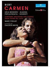 Carmen: Gran Teatre Del Liceu (Piollet) (DVD)