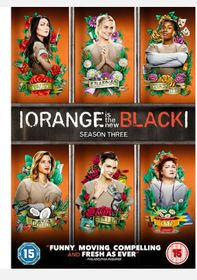 Orange Is the New Black: Season 3 (DVD)