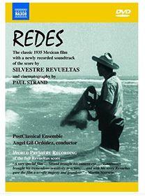 Revueltas: Redes (DVD)