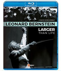 Leonard Bernstein: Larger Than Life (Blu-Ray)