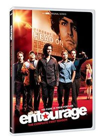 Entourage:Complete First Season - (Region 1 Import DVD)