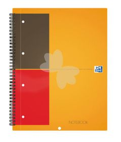 Oxford International A5 - Ruled Note Book