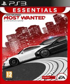 Need For Speed Most Wanted 2012 - Essentials (PS3)