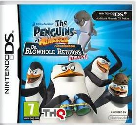 Penguins of Madagascar - Dr Blowhole Returns - Again (NDS)
