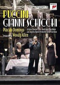 Puccini: Gianni Schicchi (DVD)