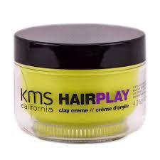 KMS Hair Play Clay Creme - 300ml