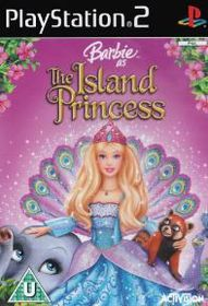 Barbie Island Princess (PS2)