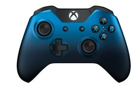 Xbox One Wireless Controller - Blue (Xbox One)