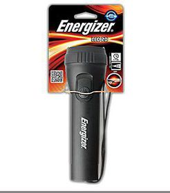 Energizer - Plastic LED Light 2D - Black