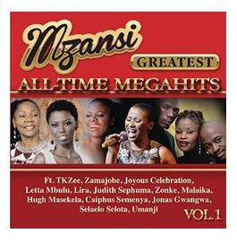 Various - Mzansi Greatest All - Time Megahits Vol 1 (CD)