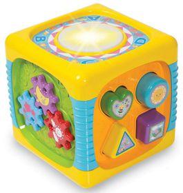 Winfun - Music Fun Activity Cube