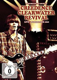 Creedence Clearwater Revival: Woodstock (DVD)