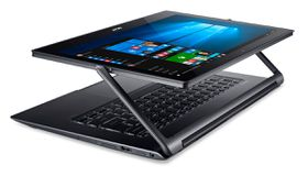 Acer Aspire R13 Convertible Touch Notebook: R7-372-512A