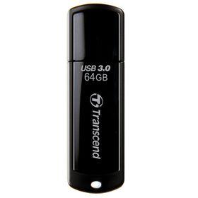 Transcend JetFlash 700 USB 3.0 Flash Drive - 64GB