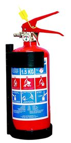 Fragram - 4.5kg Fire Extinguisher - Red