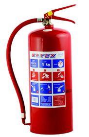 Fragram - 9kg Fire Extinguisher - Red