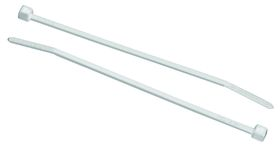 Fragram - 100 Pack Cable Ties 150x3.5cm - White