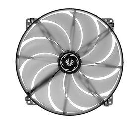 BitFenix Spectre 200mm LED Case Fan: 700RPM - White LED
