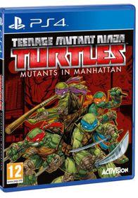 Teenage Mutant Ninja Turtles: Mutants In Manhattan (PS4)
