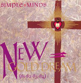 Simple Minds- New Gold Dream  (LP)  (Vinyl)