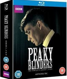 Peaky Blinders: The Complete Series 1-3 (Blu-Ray)