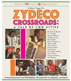 Zydeco Crossroads - A Tale of Two Cities (Blu-Ray)