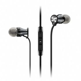 Sennheiser MOMENTUM M2 In-Earphones for Galaxy - Black Chrome