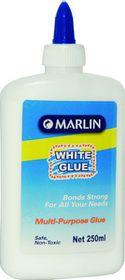 Marlin White Craft Glue 250ml Multi Purpose