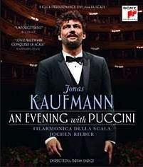 Jonas Kaufmann - An Evening With Puccini (Blu-Ray)