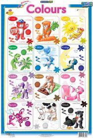 Marlin Kids Chart - Colours