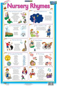 Marlin Kids Chart - Nursery Rhymes
