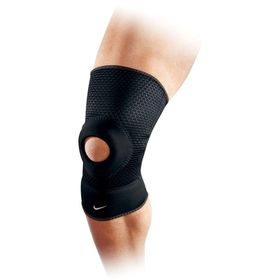 Mens Nike Pro Combat Open Patella Knee Sleeve 2.0 (Size: S)