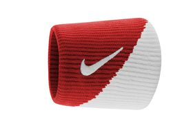 Nike Dri-Fit Wristbands 2.0 OSFM - Red/White