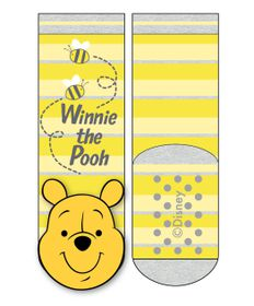 Disney - Winnie The Pooh Baby Fun Rattle Sock - (Size: 12 - 18 months)