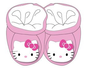 Disney - Hello Kitty 3D Bootie Slippers