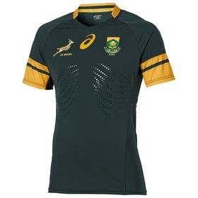 Men's Asics Springbok Home Test Shirt