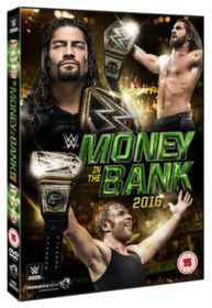 WWE: Money in the Bank 2016 (DVD)