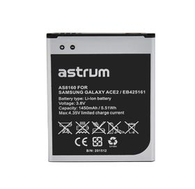 Astrum Replacement Battery for Samsung Galaxy Ace 2 / EB425161 - AS8160