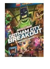 Lego: DCU Justice League: Gotham City Breakout (DVD)