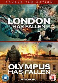 Olympus Has Fallen/London Has Fallen (DVD)