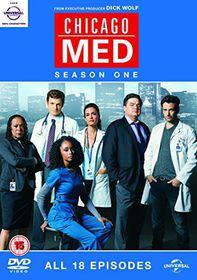 Chicago Med: Season 1 (DVD)