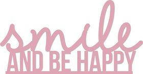 Kaisercraft Cutting Dies - Smile & Be Happy